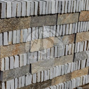 Кварцит(Серицит) плитка 200*L*15-30мм