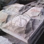 Гранитная плита с подколом 150*300*30(60)мм
